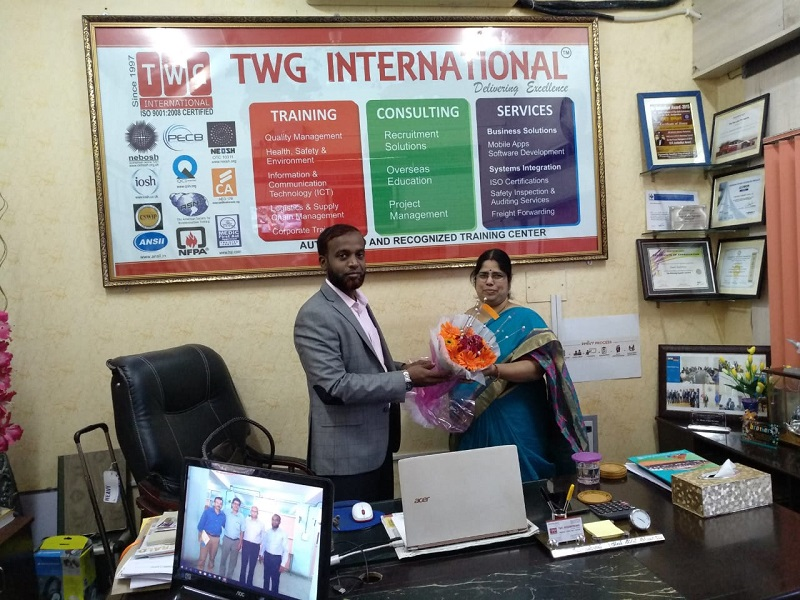Best institute in hyderabad twg