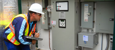 qa qc electrical
